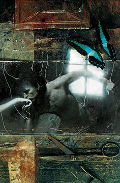 Artist Spotlight: Dave McKean | Teeth and Spirals